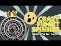CRAZY DIY FIDGET SPINNER! (SPINS FOREVER!)