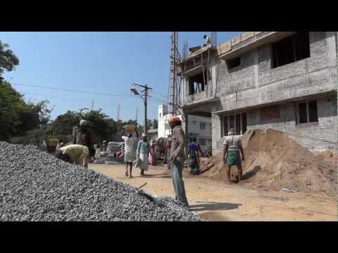 Construction Workers in Bangalore