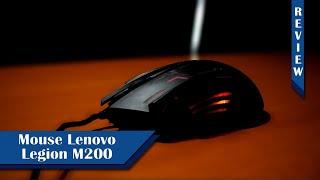 Review - Mouse Lenovo Legion M200 - Tecnóticos Anónimos