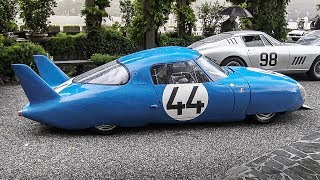 1964 Panhard CD LM64: The most aerodynamically efficient Le Mans race car ever made!