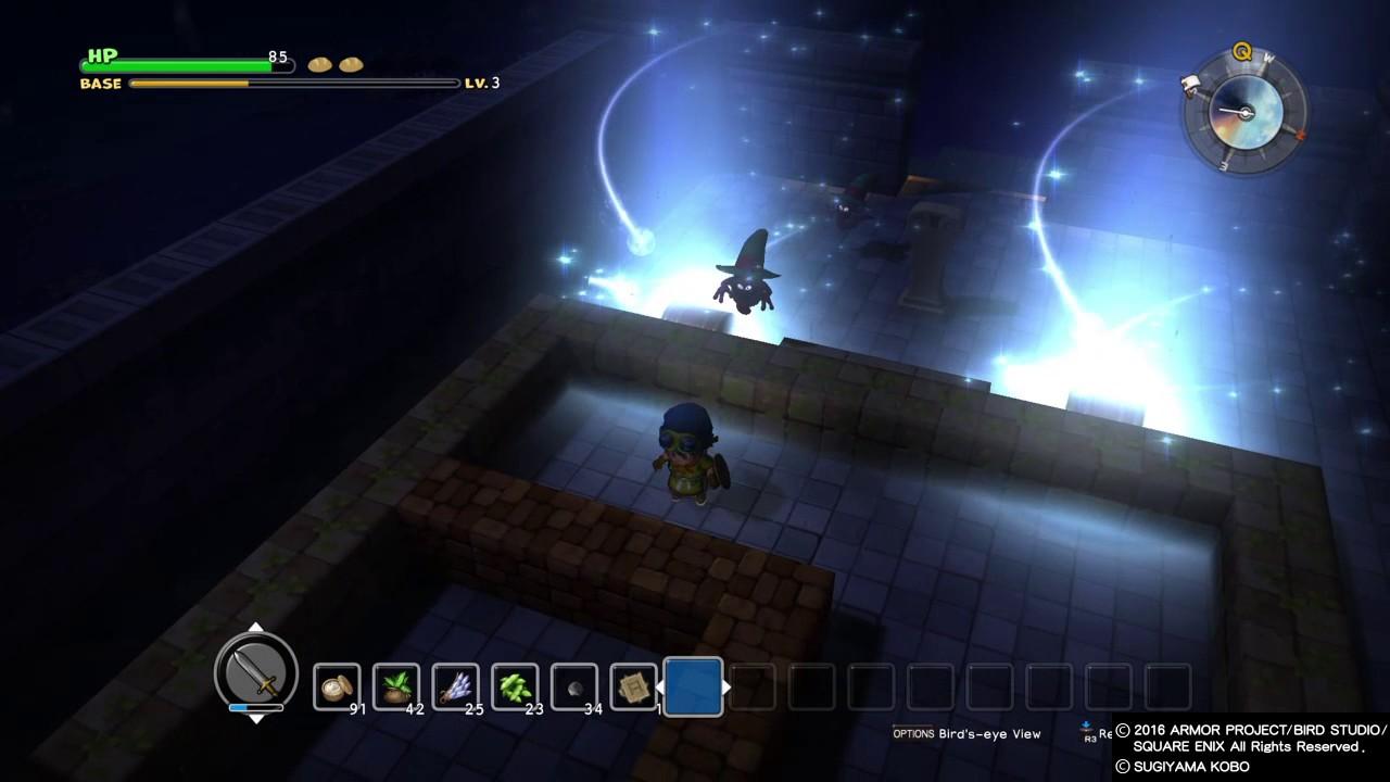 dragon quest builders ps4 chapter 2 thalamus red portal puzzle