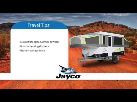 2016 Jayco Camper Trailer Instructional Video