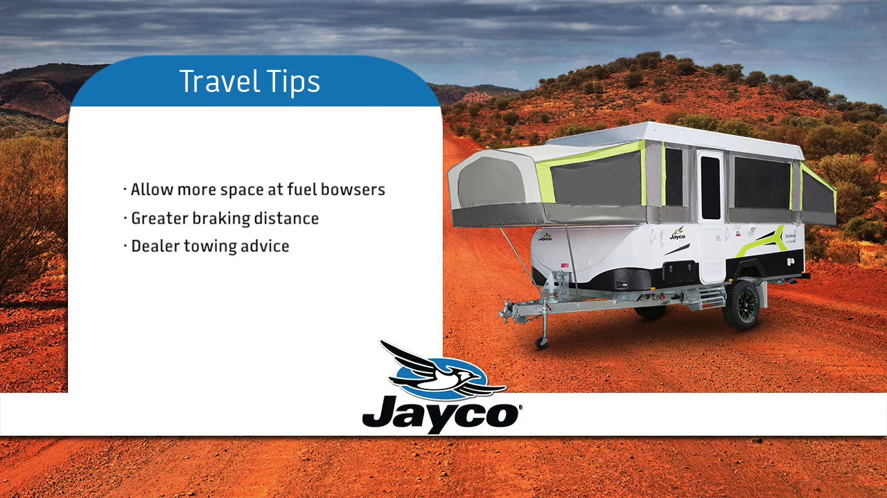 2016 Jayco Camper Trailer Instructional Video on