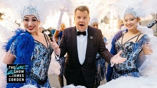James Corden kicks off his second primetime special with a celebrat...