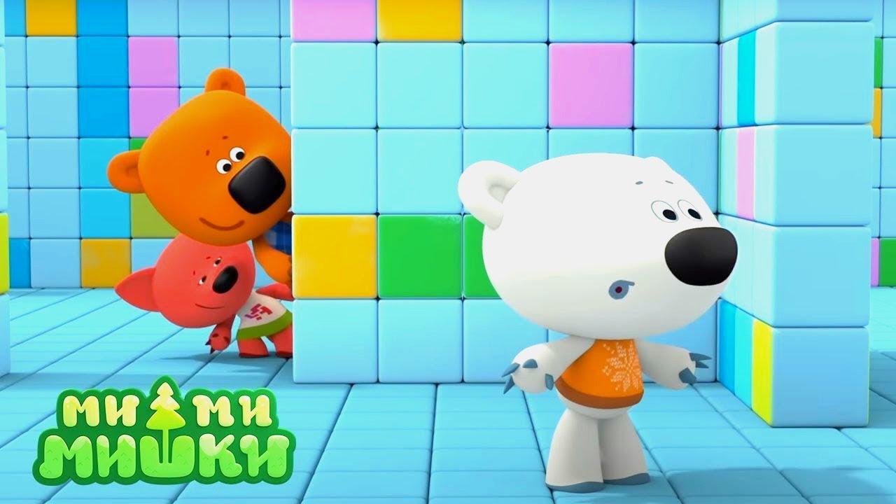 Фиксики ✌🏻💥 Все новые серии! (Фоторедактор, День рождения...) - Познавательные мультики для детей