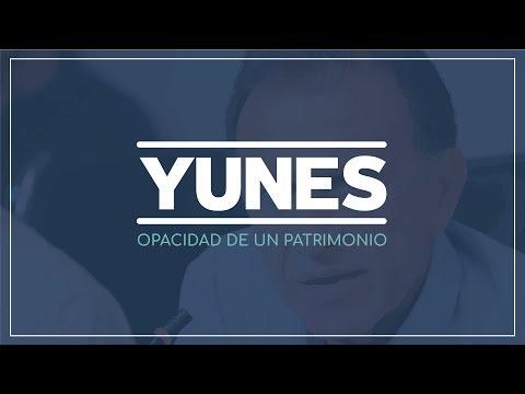 Yunes, Opacidad de un patrimonio