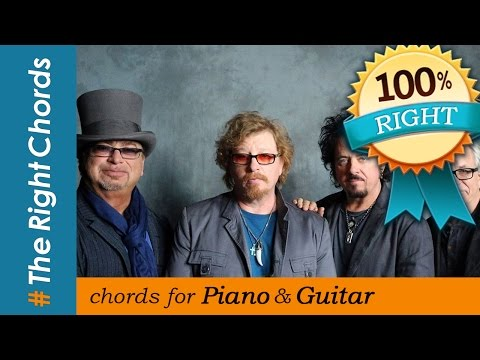 Toto - Africa CHORDS | #TheRightChords