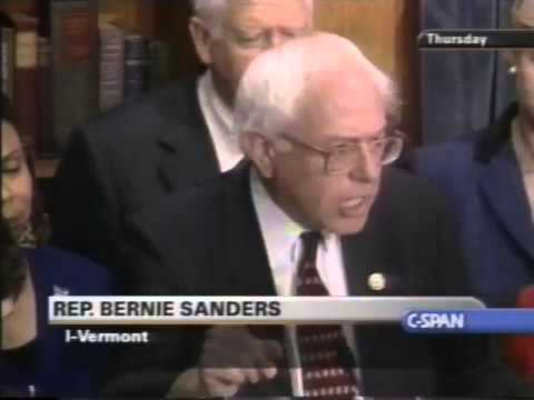 Bernie Sanders: Why I Oppose the Iraq War (10/10/2002)