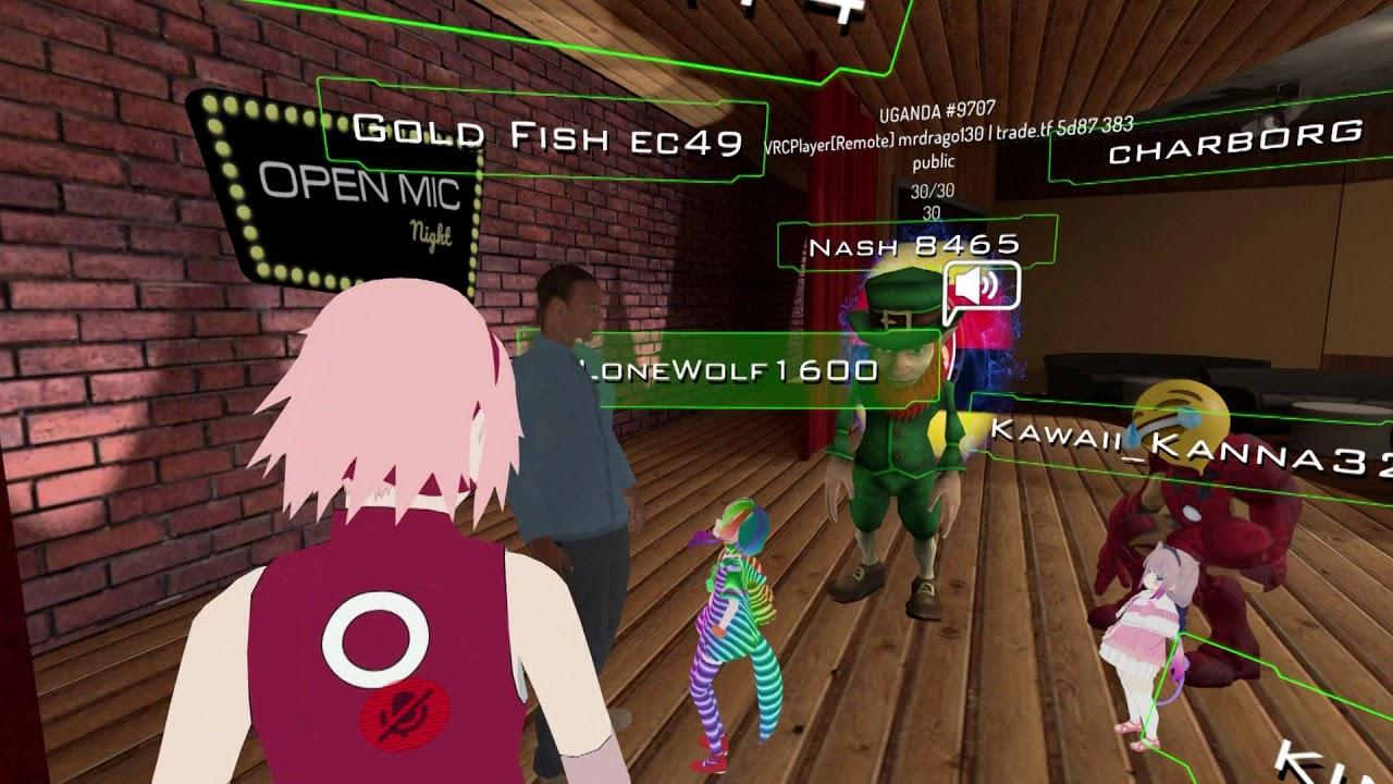 VR Chat Funny Moments: KKK, Demonic Voices, Ellen and more