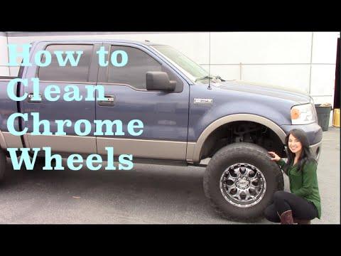 DIY: How to Clean & Polish Chrome Wheels