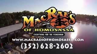 MacRae's of Homosassa - Old Florida Style Fishing