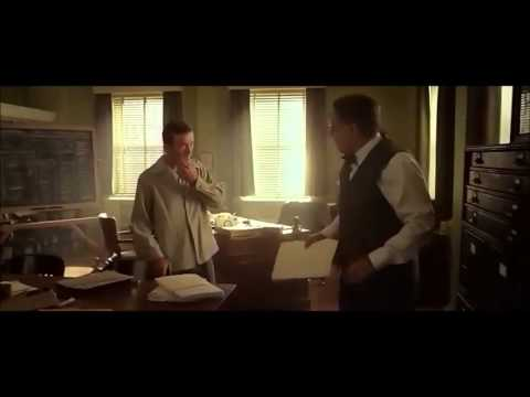 "Another cool Harrison Ford's giving a lesson scene in the ""42"" movie"