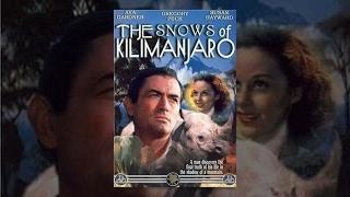 Снега Килиманджаро (1952) фильм