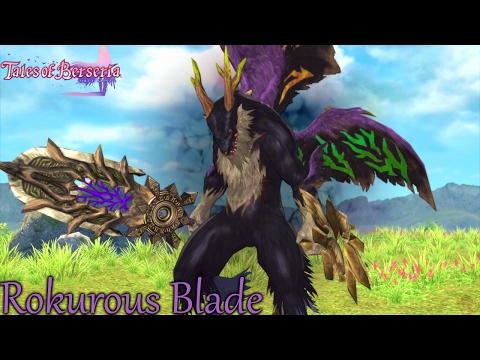 Tales of Berseria - Rokurous Blade |