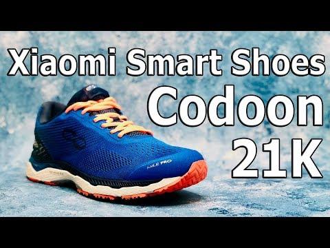 Умные кроссовки с голосовым управлением? II 10 фактов о Xiaomi Smart Shoes Codoon 21K