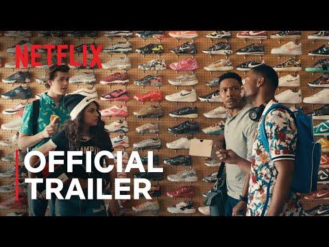 'Sneakerheads': Netflix Original Comedy starring Allen Maldonado and King Bach
