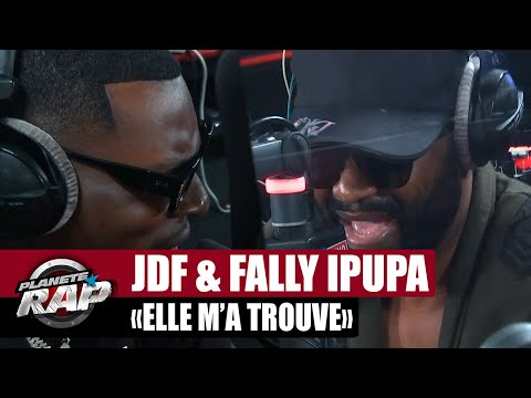 Youtube: Joé Dwèt Filé feat. Fally Ipupa«Elle m'a trouvé» #PlanèteRap