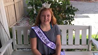Miss Idaho Jr. National Teenager People's Choice Video