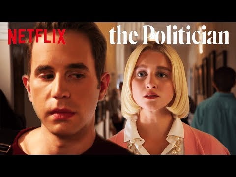 The Politician | That Moment Payton Doesn't Look Back