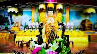 🔴 Trực Tuyến Lễ Chuyển Trái Tim Đức Phật Lên Tầng 11 Đại Tượng Phật A Di Đà Chùa Khai Nguyên - Ngày