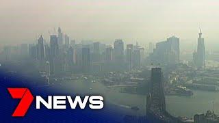 Hazardous Bushfire Smoke Blankets Sydney | 7news