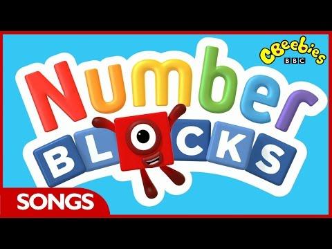 CBeebies | Numberblocks | Theme Song