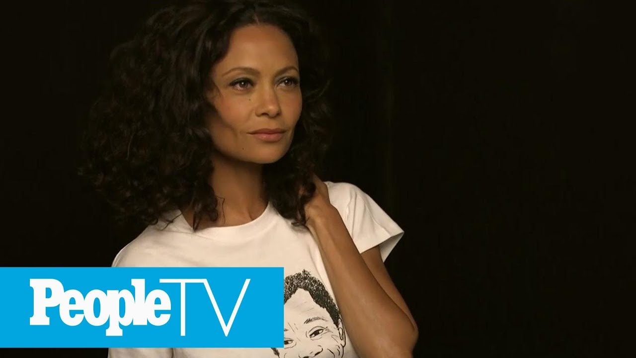 Thandie Newton On Star Wars' First Major Black Female Character | PeopleTV