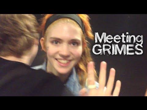 MEETING GRIMES?!?!1?2!??!