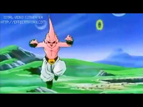 DBZ- Goku Kills Kid Buu