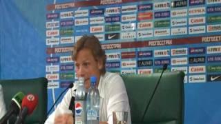 Пресс-конференция после матча Спартак-цска