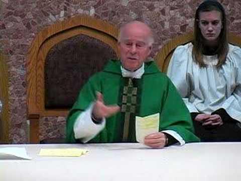 Part 2 Homily at St. Joseph Church Avon Lake 01.20.08
