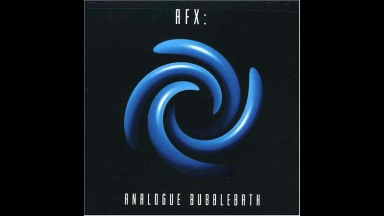 Download AFX - Analogue Bubblebath 1 (1991)