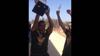 The Libya rugby cup 2017 Video