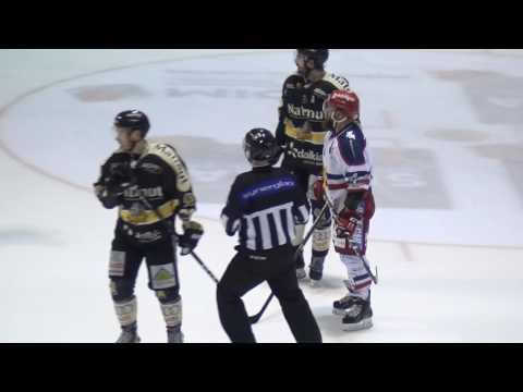 Rouen - Grenoble M3 M4, 1/2 de Finale de Ligue Magnus 2016/2017 Hockey
