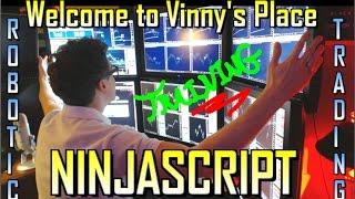 4 hour c ninjascript training and walk through live stream today we re coding a robot live