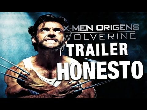 Trailer do filme X-Men Origens: Wolverine