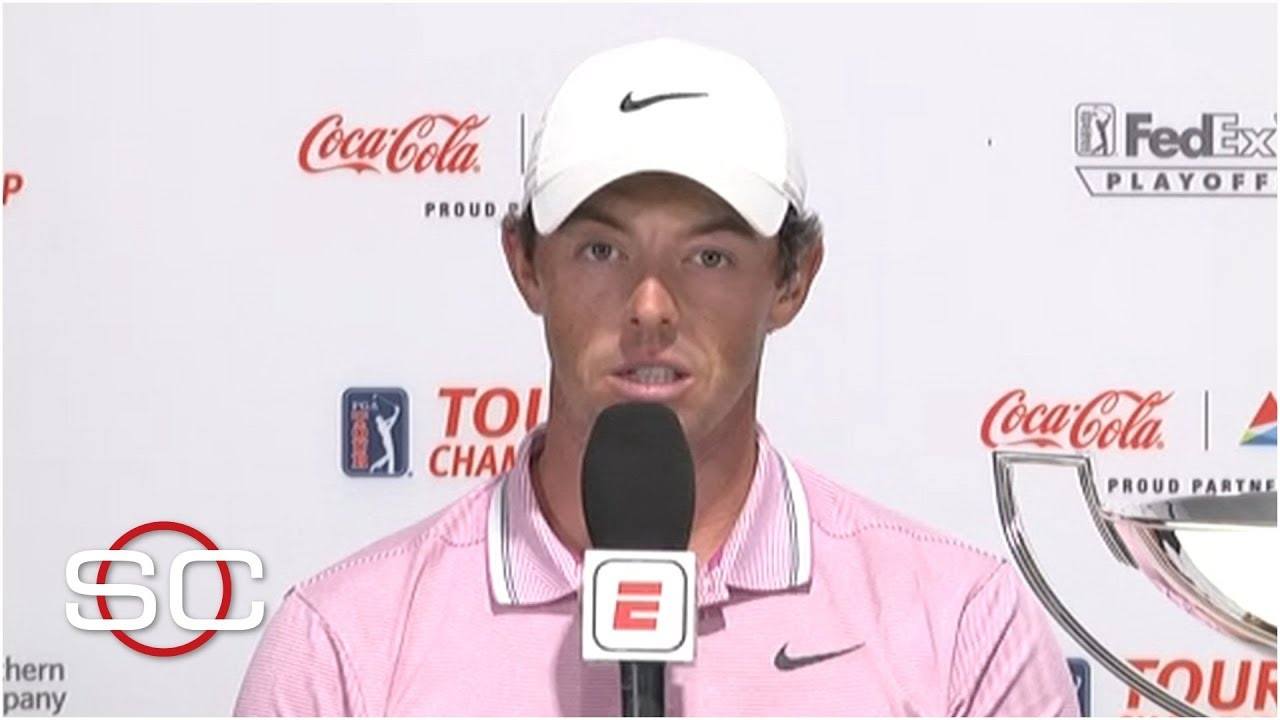 Rory McIlroy: 'This is definitely my most consistent season that I've ever played' | SportsCenter