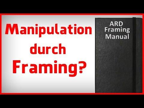 ARD Framing Manual: Manupilative Propaganda oder letzte Rettung?