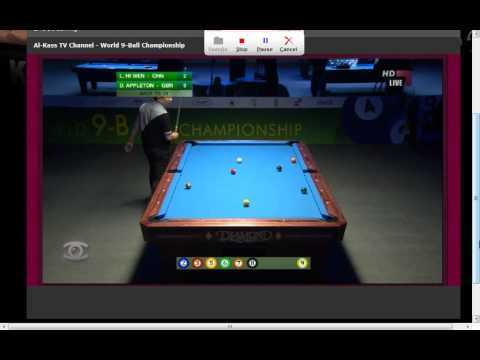 New qatar 9 ball 2012 Final