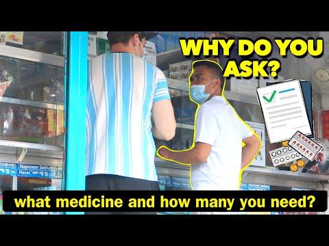 PAYING for RANDOM Filipino's Medicine BILLS 🇵🇭 Priceless REACTIONS 🙏😭 (DRUGSTORE)