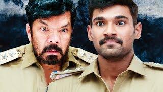 Bellamkonda Srinivas and Posani Murali Comedy Scene   Bellamkonda Srinivas Movies Hindi Dubbed