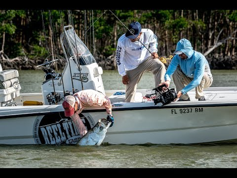 Reel Time Florida Sportsman - Tarpon 101 - Season 6, Episode 3 - RTFS