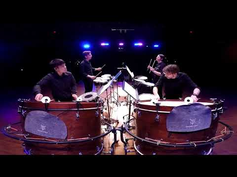 John Luther Adams , Drums Of Winter - JMU Percussion Ensemble