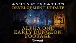 Development Update + Alpha One Early Dungeon Footage - 11AM PT Thursday, April 30, 2020
