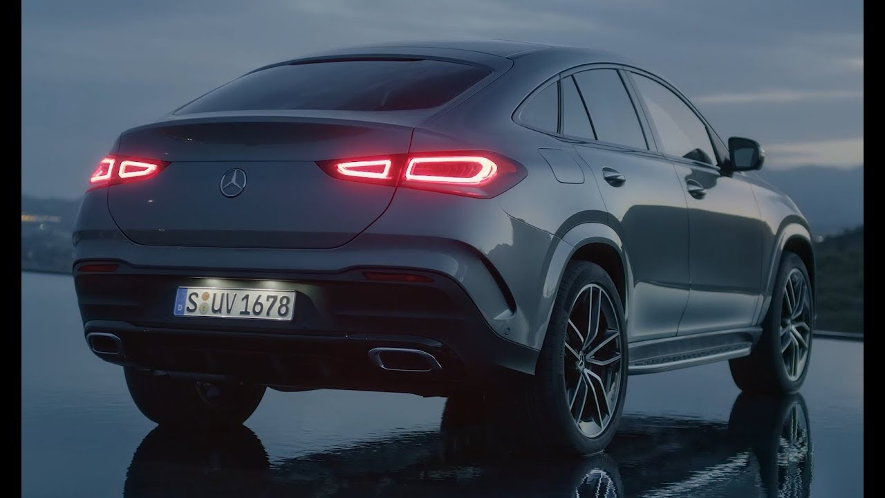 2020 Mercedes Gle Coupe Ready To Fight Bmw X6 And Audi Q8