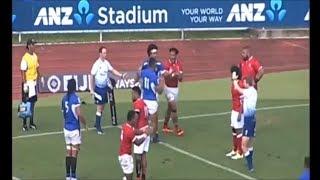 Elia Elia inexplicable lost try vs Tonga 2018