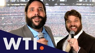 NFL Commentator Fail | We the …