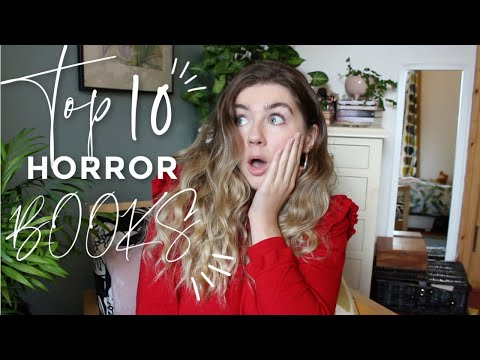 Top 10 Favourite Horror Books of All Time