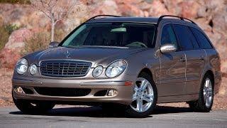2005 Mercedes Benz E500 4matic Wagon -test Drive - Viva Las Vegas Autos