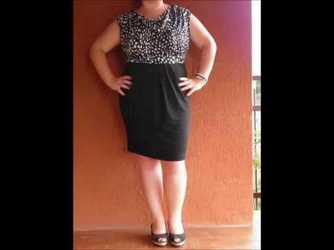 buy popular 0fff5 c7959 Outfit per donne curvy